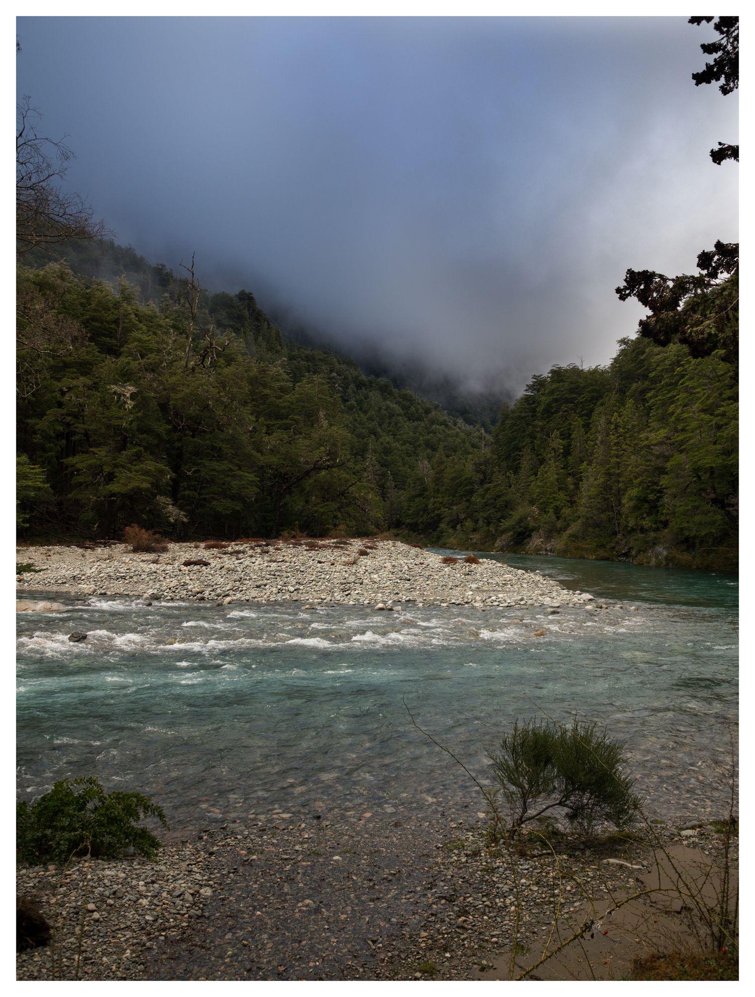 Cañón del Río Azul #05