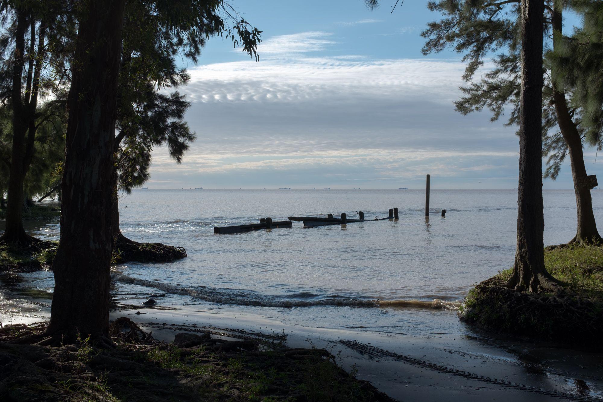 Ribera del Río de la Plata - Berisso #03